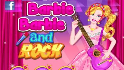 Барби рок-звезда